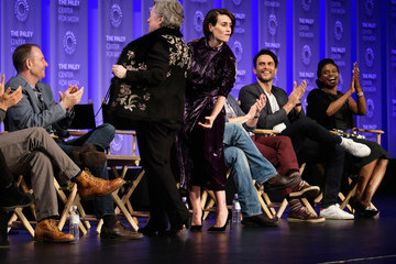 Tim Minear The Paley Center for Media's 34th Annual PaleyFest Los Angeles - 'American Horror Story: Roanoke' - Inside