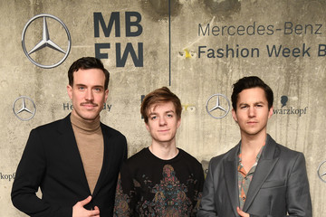 Tim Oliver Schultz Nick Julius Schuck KXXK - Arrivals - Berlin Fashion Week Autumn/Winter 2020