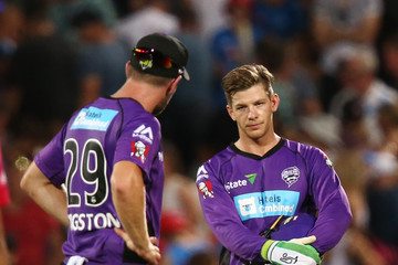 Tim Paine Big Bash League - Strikers v Hurricanes