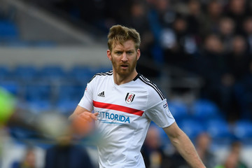 Tim Ream Cardiff City v Fulham - The Emirates FA Cup Third Round