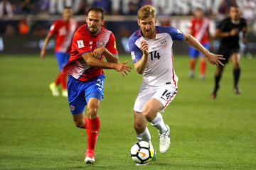 Tim Ream Costa Rica v United States - FIFA 2018 World Cup Qualifier