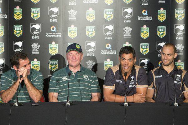 New Zealand & Australia Press Conference