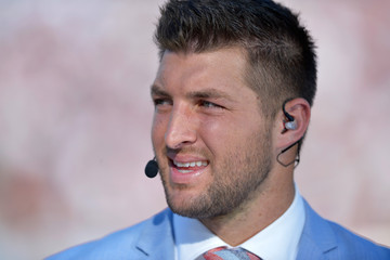 Tim Tebow Texas A&M v South Carolina