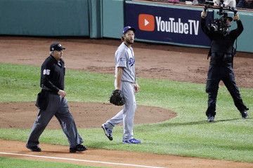 Tim Timmons World Series - Los Angeles Dodgers vs. Boston Red Sox - Game One