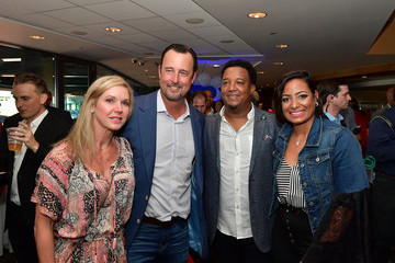 Tim Wakefield Pedro Martinez Charity Feast With 45