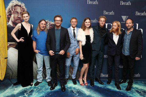 'Breath Sydney' Red Carpet Premiere - Arrivals