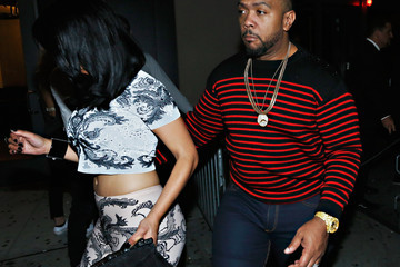 Timbaland Derek Jeter's 40th Birthday Celebration