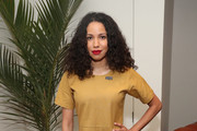 "Jurnee Smollett-Bell attends ""Time's Up"" during the 2018 Tribeca Film Festival at Spring Studios on April 28, 2018 in New York City."