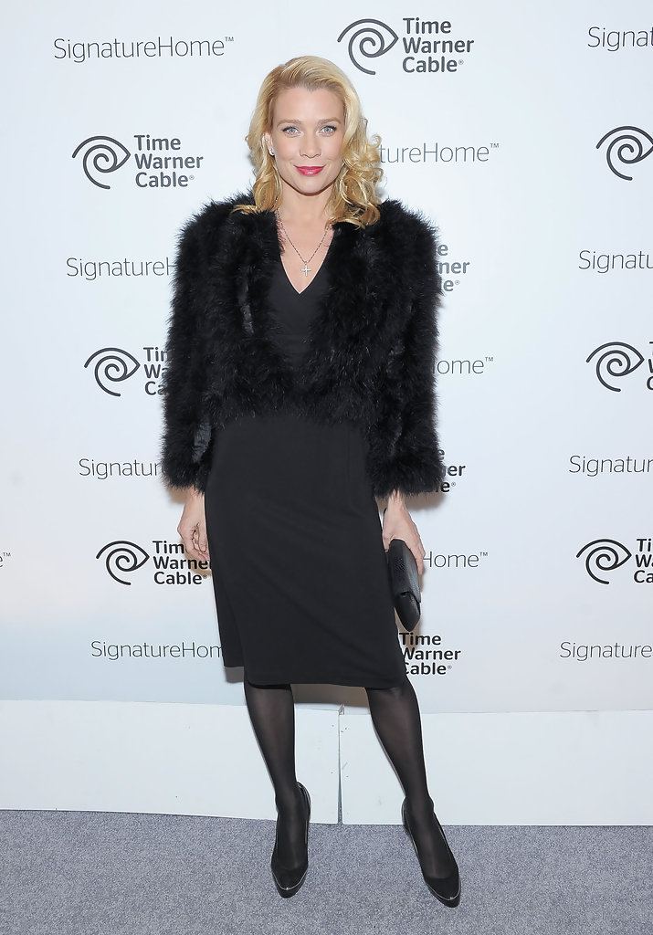 Laurie Holden Photos Photos Time Warner Cable Launches