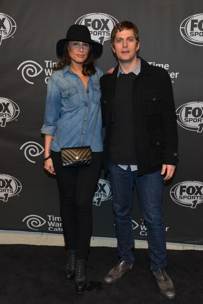 Rob Thomas And Marisol Maldonado Photos Zimbio