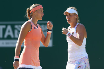 Timea Babos Nature Valley Classic - Day Nine