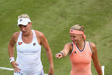 Timea Babos Nature Valley Classic - Day Eight