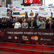Jeff Straus Times Square New Year's Eve, MasterCard Worldwide and Times Square Alliance Announce Fundraising Initiative for Stand Up To Cancer