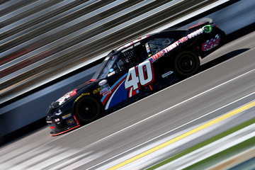 Timmy Hill Texas Motor Speedway - Day 1