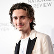 Timothee Chalamet 2020 National Board Of Review Gala