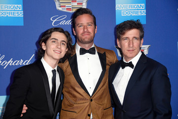 Timothee Chalamet Peter Spears 29th Annual Palm Springs International Film Festival Awards Gala - Arrivals