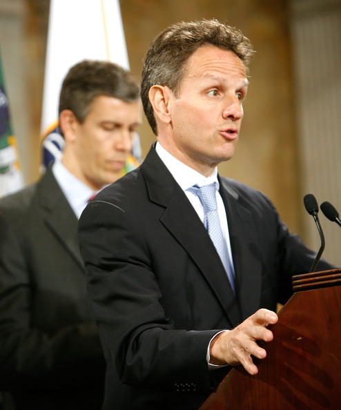 Geithner And Duncan Announce Partnership To Promote Financial Education
