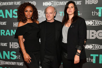 Timothy Greenfield-sanders HBO Documentary Film 'The Trans List' NY Premiere at the Paley Center