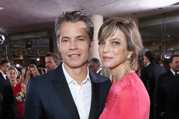 Timothy Olyphant FIJI Water at the 74th Annual Golden Globe Awards