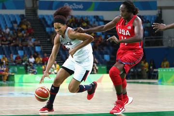 Tina Charles Basketball - Olympics: Day 13
