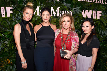Tina Craig Max Mara Celebrates Alexandra Shipp - The 2018 Women In Film Max Mara Face Of The Future