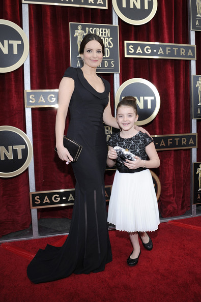 Tina Fey - 20th Annual Screen Actors Guild Awards - Red Carpet