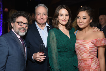 Tina Fey Ashley Park Tony Honors Cocktail Party Presenting The 2018 Tony Honors For Excellence In The Theatre And Honoring The 2018 Special Award Recipients - Inside