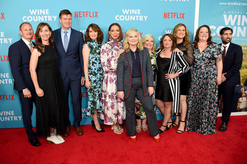 Tina Fey Maya Rudolph 'Wine Country' World Premiere