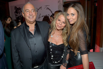 Tina Green Topshop Topman LA Opening Party At Cecconi's - Inside