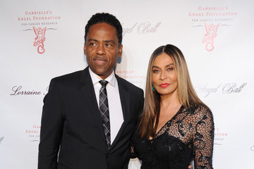 Tina Knowles Arrivals at the Angel Ball in NYC