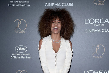 Tina Kunakey Gala 20th Birthday of L'Oreal in Cannes - The 70th Annual Cannes Film Festival