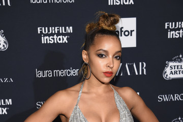 Tinashe Harper's BAZAAR Celebrates 'ICONS By Carine Roitfeld' At The Plaza Hotel Presented By Infor, Laura Mercier, Stella Artois, FUJIFILM And SWAROVSKI - Red Carpet