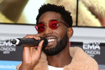 Tinie Tempah Mayor Of London, Sadiq Khan, Announces London As Host City For The 2017 MTV EMA's