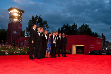 """Gary Oldman Colin Firth """"Tinker, Tailor, Soldier, Spy"""" Premiere - 68th Venice Film Festival"""