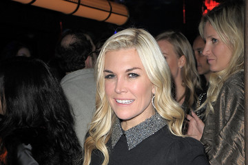 Tinsley Mortimer FISHBOWL at Dream Midtown Opening Party