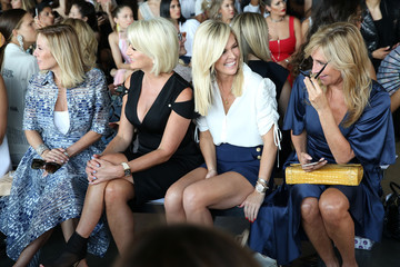 Tinsley Mortimer Pamella Roland - Front Row - September 2018 - New York Fashion Week