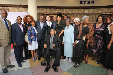 Tirrell Whittley Los Angeles Premiere Of 'Amazing Grace' Presented By LA County Supervisor Mark Ridley-Thomas