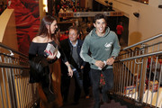 Marc Marquez, five-time MotoGP World Champion and brand ambassador for Tissot, Official Watch and Timekeeper of the Houston Rockets and MotoGP, arrives at the Houston Rockets game against the Phoenix Suns at Toyota Center on April 7, 2019 in Houston, Texas.