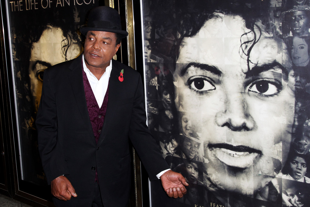 Tito Jackson - Premiere of 'Michael Jackson: The Life Of An Icon' - Inside Arrivals