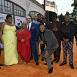 Tituss Burgess L.A. Premiere Of Netflix's 'Dolemite Is My Name' - Red Carpet