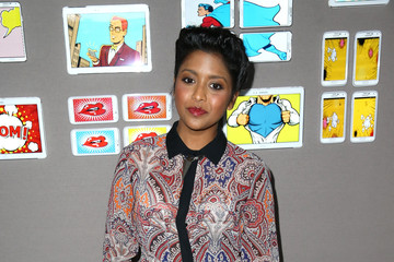 Tiya Sircar The Samsung Galaxy VIP Lounge At Comic-Con International 2014