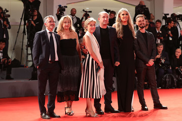 Tiziana Rocca 'The Leisure Seeker' (Ella & John) Premiere - 74th Venice Film Festival
