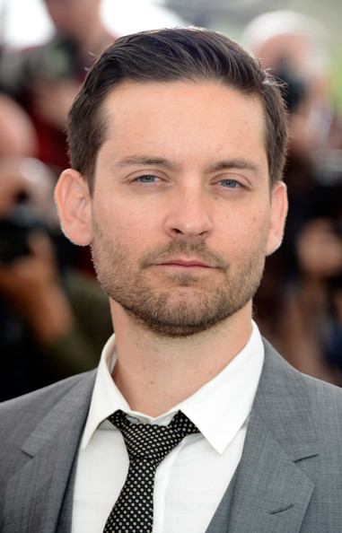Tobey Maguire Pictures - 'Gatsby' Stars Pose at the Cannes ... Tobey Maguire