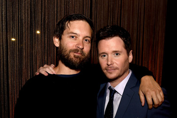 Tobey Maguire Premiere of Warner Bros. Pictures' 'Entourage' - After Party