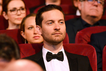 Tobey Maguire Opening Ceremony at the 66th Annual Cannes Film Festival