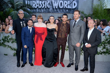 Toby Jones Premiere Of Universal Pictures And Amblin Entertainment's 'Jurassic World: Fallen Kingdom' - Red Carpet