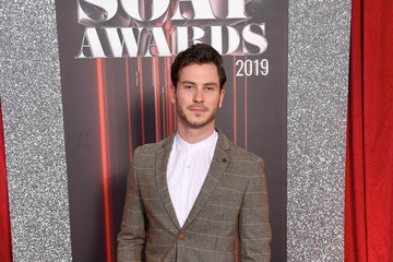 Toby Smith The British Soap Awards 2019 - Red Carpet Arrivals