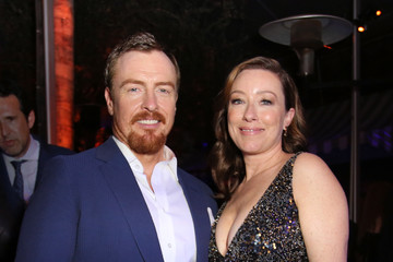 Toby Stephens Netflix's 'Lost In Space' Los Angeles Premiere