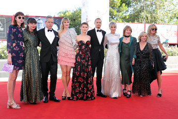 Toby Wallace Rita Kalnejais 'Babyteeth' Red Carpet Arrivals - The 76th Venice Film Festival