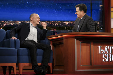 "Todd Barry CBS's ""The Late Show with Stephen Colbert"" - Season Two"